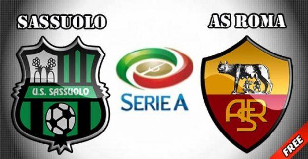 Prediksi Skor Sassuolo vs Roma 21 Mei 2018