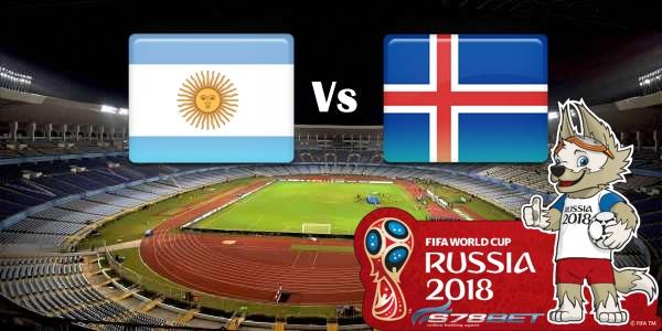 Prediksi Skor Argentina vs Islandia 16 Juni 2018