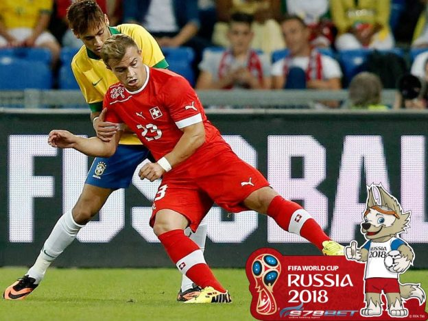 Prediksi Skor Brazil vs Swiss 18 Juni 2018