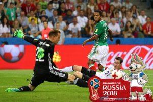 Prediksi Skor Jerman vs Meksiko 17 Juni 2018