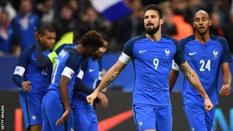 Prediksi Skor Prancis vs Amerika Serikat 9 Juni 2018