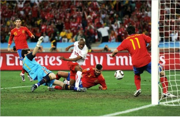 Prediksi Skor Spanyol vs Swiss 4 Juni 2018
