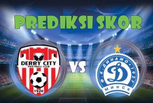 Prediksi Derry City vs Dinamo Minsk 13 Juli 2018