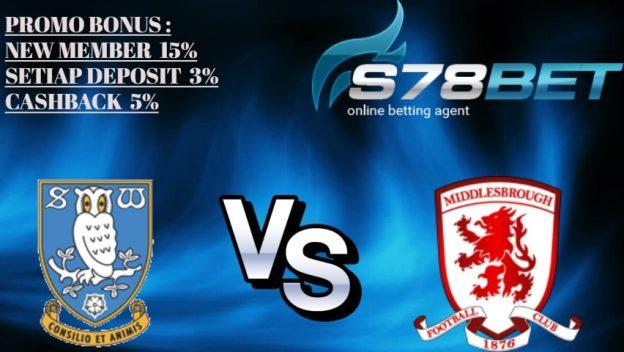 Prediksi Sheffied Wednesday vs Middlesbrough 20 Oktober 2018
