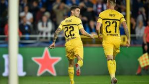 Prediksi Club Bruges KV vs AS Monaco 24 Oktober 2018