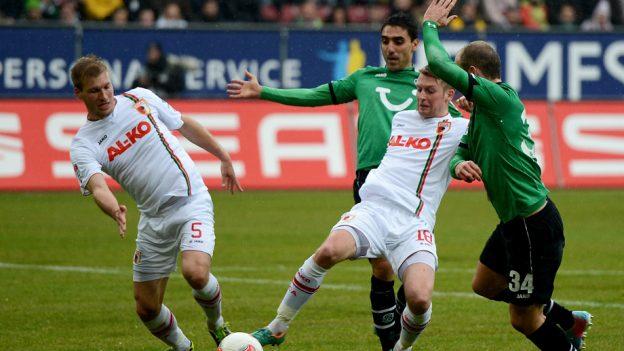 Prediksi Hannover 96 vs Augsburg 27 Oktober 2018