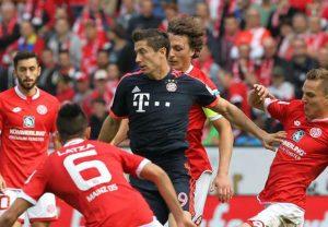 Prediksi Mainz 05 vs Bayern München 27 oktober 2018