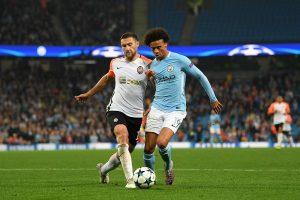 Prediksi Manchester City vs Shakhtar Donetsk 8 November 2018