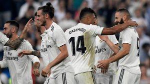 Prediksi Real Madrid vs Viktoria 24 Oktober 2018