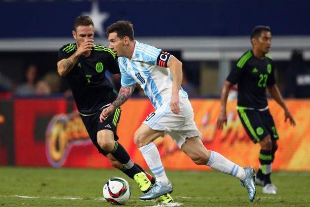 Prediksi Argentina vs Mexico 17 November 2018