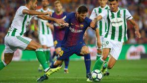 Prediksi Barcelona vs Real Betis 11 November 2018