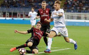 Prediksi Lazio vs Milan 26 November 2018