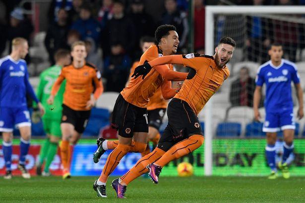 Prediksi Skor Cardiff City Fc vs Wolverhampton Wanderers 1 Desember 2018