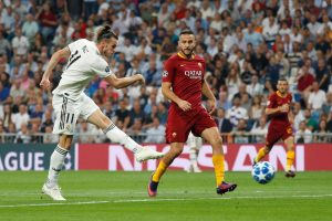 Prediksi Skor Roma vs Real Madrid 28 November 2018