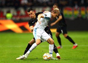 Prediksi Skor Lazio vs Eintracht Frankfurt 14 Desember 2018