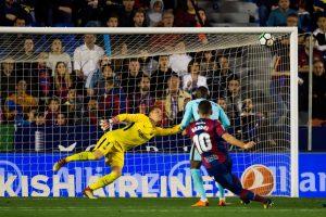 Prediksi Skor Levante vs Barcelona 17 Desember 2018