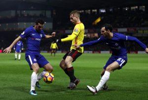 Prediksi Skor Watford vs Chelsea 27 Desember 2018