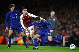 Prediksi Skor Arsenal vs Chelsea 20 Januari 2019