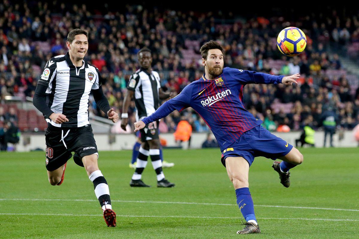 PrediksiBarcelona vs Levante 18 Januari 2019