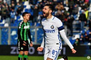 Prediksi Skor Internazionale vs Sassuolo 20 Januari 2019