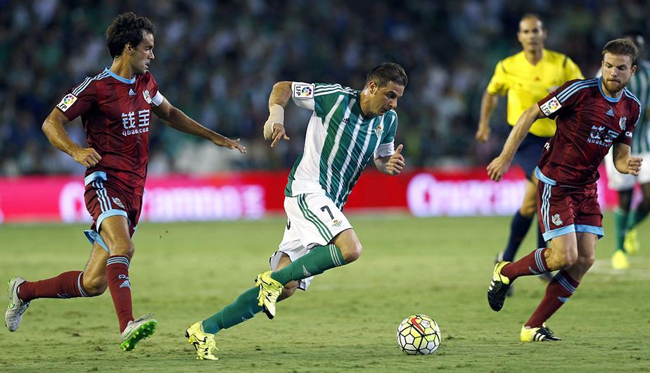 PrediksiReal Sociedad vs Real Betis 18 Januari 2019