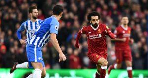 Prediksi Skor Brighton & Hove Albion vs Liverpool 12 Januari 2019