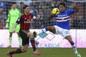 Prediksi Skor Sampdoria vs AC Milan 13 Januari 2019