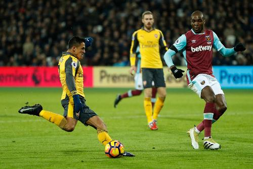 Prediksi Skor West Ham United vs Arsenal 12 Januari 2018