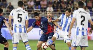 Prediksi Skor Real Sociedad vs Huesca 28 January 2019