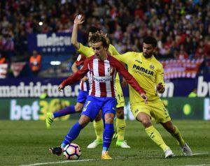 Prediksi Skor Atletico Madrid vs Villarreal 24 Febuari 2019