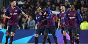 Prediksi Skor Olympique Lyonnais vs Barcelona 20 Febuari 2019