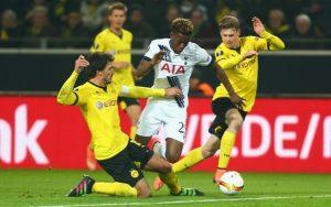Prediksi Skor Tottenham Hotspur vs Borussia Dortmund 14 Febuari 2019