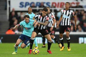 Prediksi Skor AFC Bournemouth vs Newcastle United 16 Maret 2019