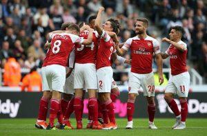 Prediksi Skor Arsenal vs Newcastle United 2 April 2019