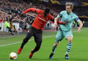 Prediksi Skor Arsenal vs Rennes 15 Maret 2019