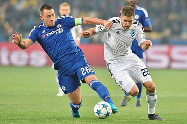 Prediksi Skor Chelsea vs Dynamo Kyiv 8 Maret 2019