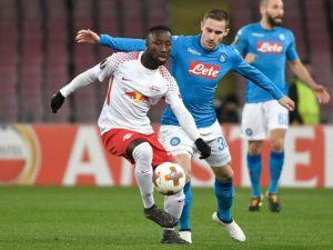 Prediksi Skor Napoli vs Salzburg 8 Maret 2019
