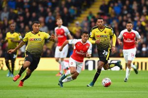 Prediksi Skor Watford vs Arsenal 16 April 2019