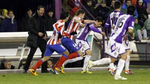 Prediksi Skor Atletico Madrid vs Real Valladolid 27 April 2019