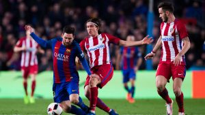 Prediksi Skor Barcelona vs Atletico Madrid 7 April 2019