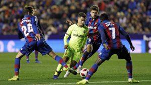 Prediksi Skor Barcelona vs Levante 28 April 2019