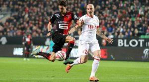 Prediksi Skor Rennes vs Monaco 2 May 2019