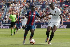 Prediksi Skor Valencia vs Levante 15 April 2019