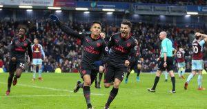 Prediksi Skor Burnley vs Arsenal 12 Mei 2019