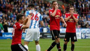 Prediksi Skor Huddersfield Town vs Manchester United 5 May 2019