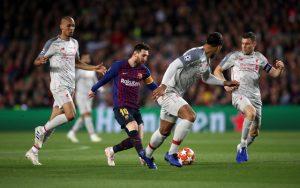 Prediksi Skor Liverpool vs Barcelona 8 May 2019