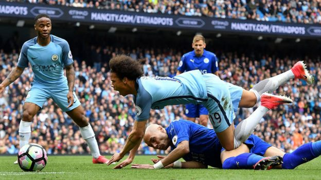 Prediksi Skor Manchester City vs Leicester City 7 May 2019