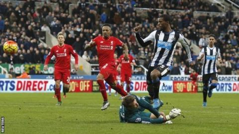Prediksi Skor Newcastle United vs Liverpool 5 May 2019