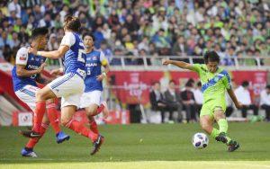 Prediksi Skor Shonan Bellmare vs Yokohama F. Marinos 31 Mei 2019