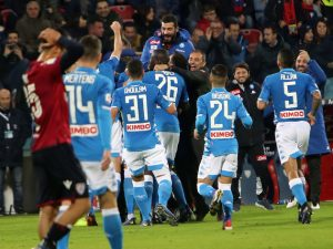 Prediksi Skor Spal vs Napoli 12 Mei 2019